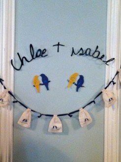 Photo: Jenna Salak Jewelry: Chloe & Isabel