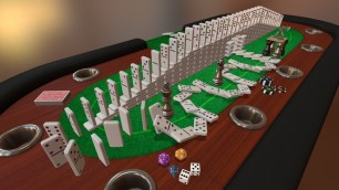 Tabletop Simulator Dominos