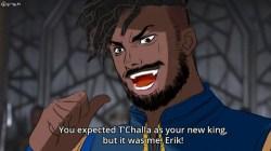 Black Panther Dio