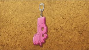 Sword Art Online Alternative Gun Gale Online Best Keychain Ever