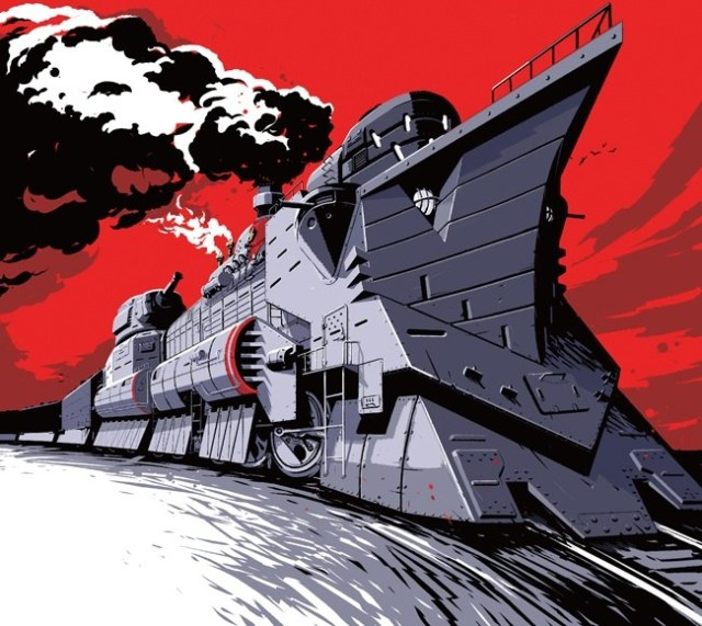 Hayajirō Kabaneri Of The Iron Fortress