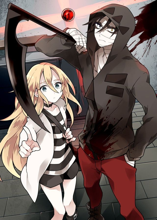 Angels of Death Rey and Zack
