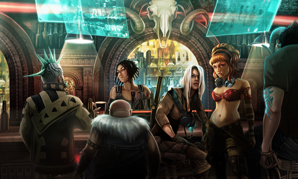 Shadowrun Returns Seamstresses Union