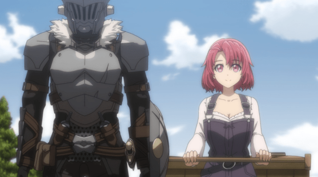 GOBLIN SLAYER DAMN SHE WASN'T KIDDING