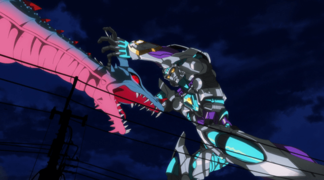 SSSS.GRIDMAN FIGHT!