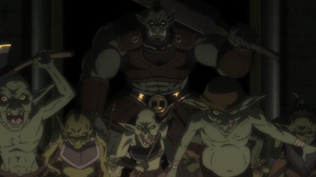 Goblin Slayer Absolute Unit