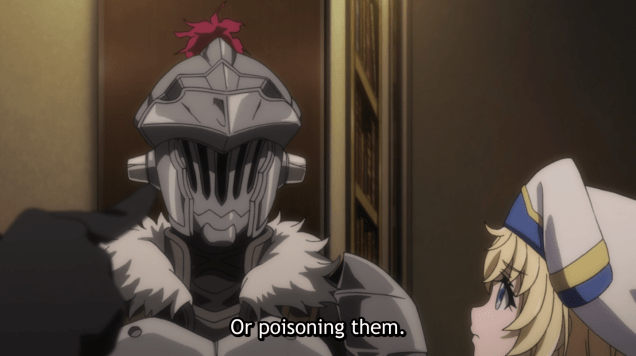 Goblin Slayer No Poison