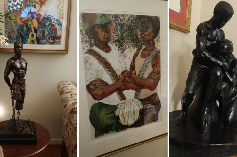 Conversations with Collectors: is there a Black Aesthetic