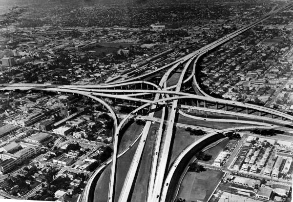 BACK TO BLACK: No On and Off Ramps