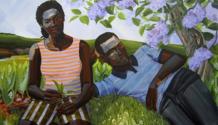 10 Emerging Black Male Artists To Collect Black Art In