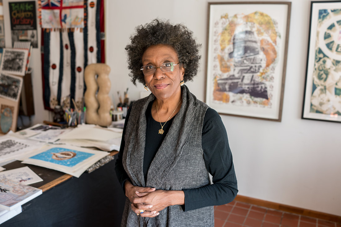 Tina Dunkley: A Treasure Trove of Narratives at Her Fingertips