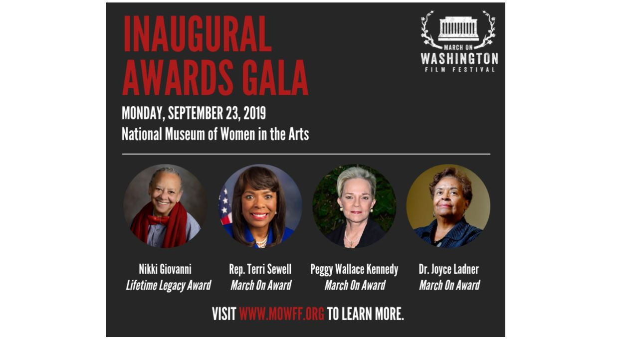 Inaugural Awards Gala At National Museum Of Women In The Arts