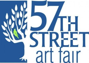 57th Street art Fair logo