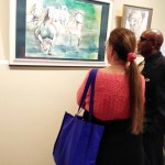 African American artists on display