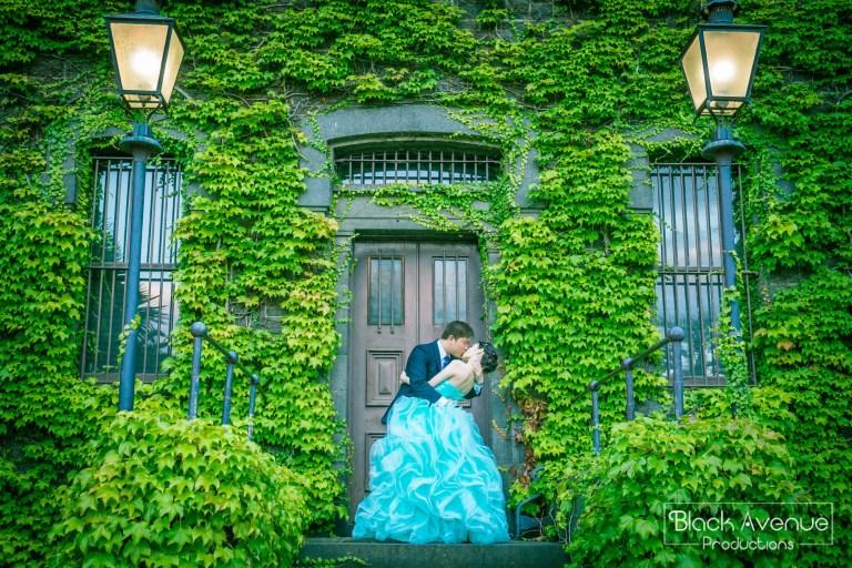墨爾本婚紗攝影 維多利亞州軍營 Victoria Barrack