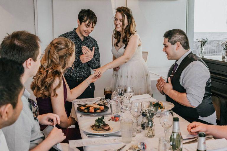 Melbourne St Kilda Little Blue wedding Black Avenue Productions 15