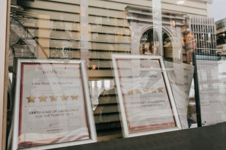 Melbourne St Kilda Little Blue wedding Black Avenue Productions 31