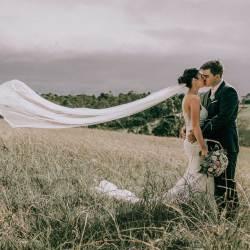 Mornington Peninsula weddings photo taken at The Briars Historic Homestead by Black Avenue Productions
