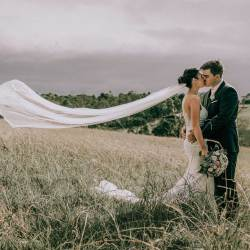 Mornington Peninsula weddings photo taken at The Briars Historic Homestead by Black Avenue Productions