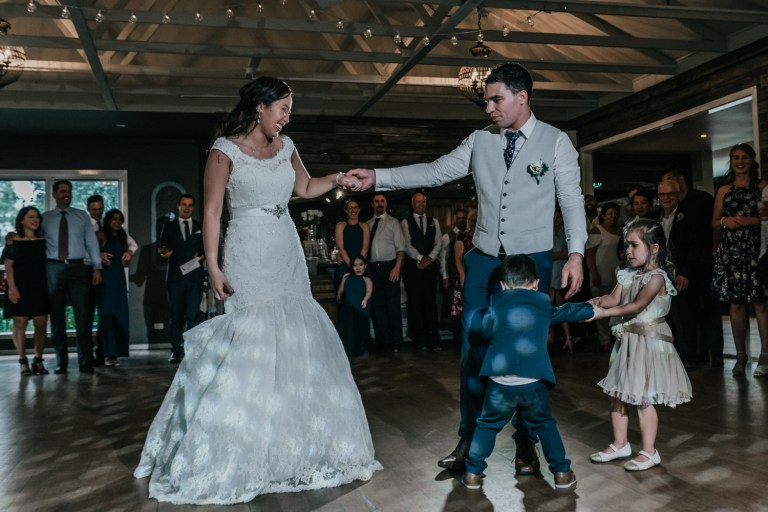 Wedding first dance photo Melbourne Immerse Yarra Valley 11