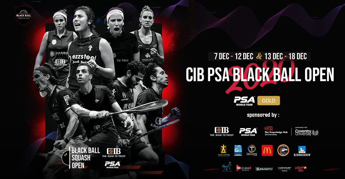 CIB Black Ball Squash Open