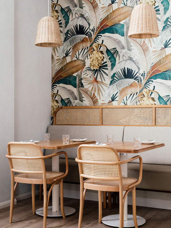 SISTERHOOD RESTAURANT IN TASMANIA // DESIGN: BIASOL // PHOTO: ADAM GIBSON