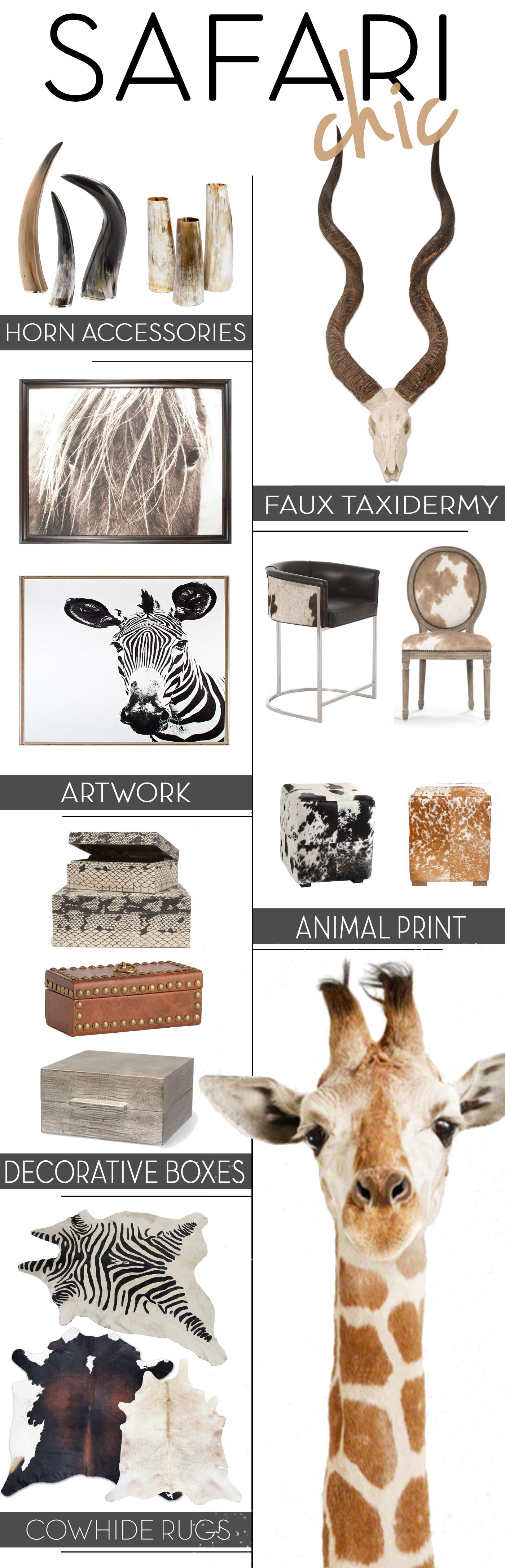 Blackband_design_safari_chic