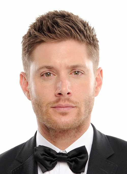 Round Face Men's Hairstyles