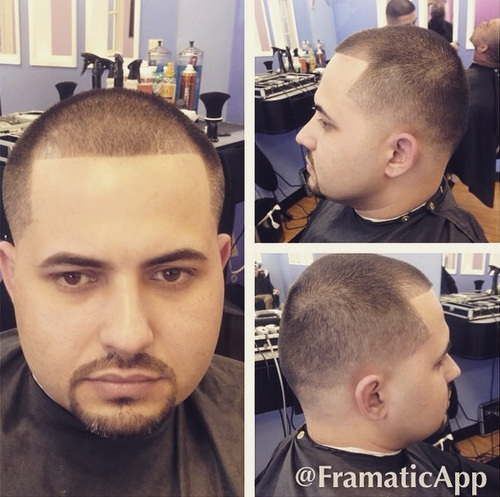 Round Face Men's Hairstyles 2016