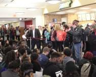 Photo Credit: Charles Pyatt - Missouri State University Students Silent Protest (11/12/15)
