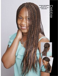 Black Hair Style Magazine for Men and Women - Braids Gallery