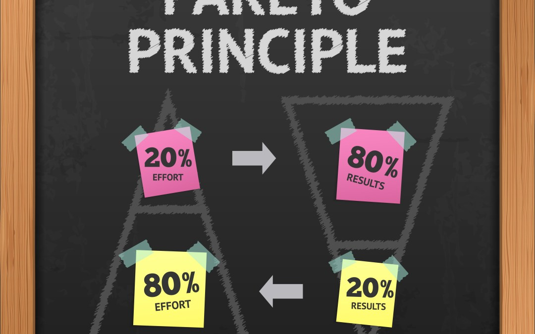 Using the Pareto Principle to Produce Peak Performance
