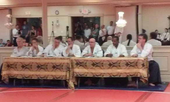 2015 Aikido Technical Committee