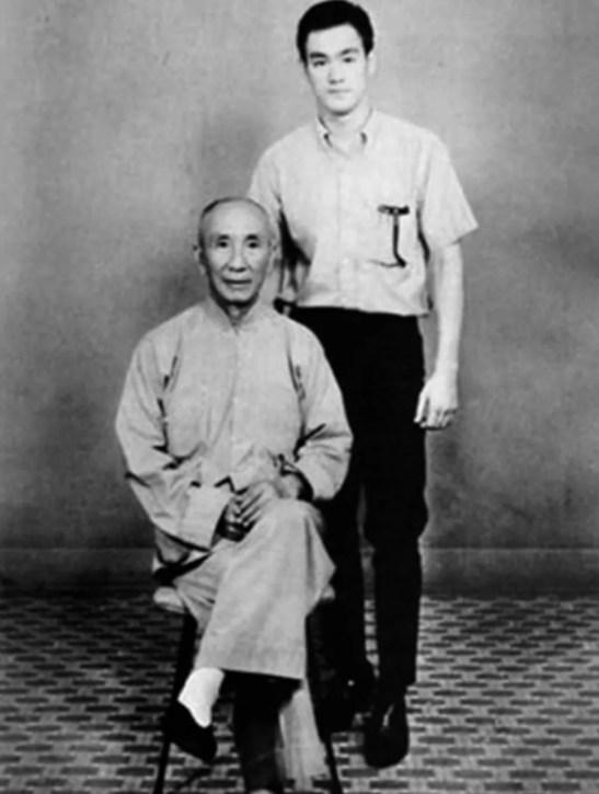 Bruce Lee y Sifu