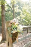 Rustic Florals Alabama Rustic Wedding