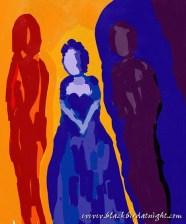 Shadow Selves © 2013 Jane Waterman