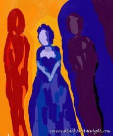 Shadow Selves © 2013 Jane Waterman