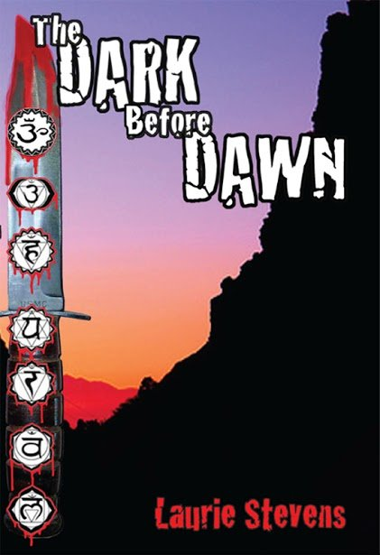 Book cover of The Dark Before Dawn by Laurie Stevens