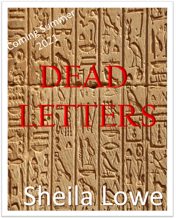 Book cover of Dead Letters by Sheila Lowe