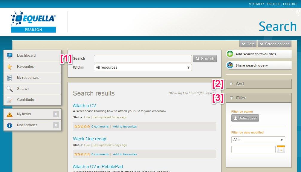 Kaltura Search