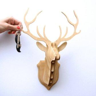 Cerf mural - Wall deer, 61.14€