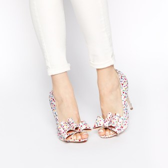 Chaussures pois - dots shoes, 60.99€