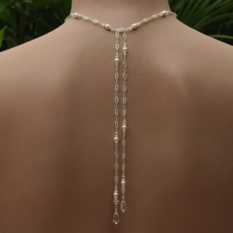 Collier dos - Back necklace, 94.06€