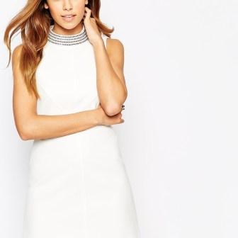 Robe blanche - white dress, 106.99€