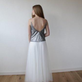 Jupe tulle - Tulle skirt, 90.14€