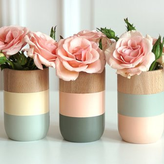 Vases pastel, 42.33€