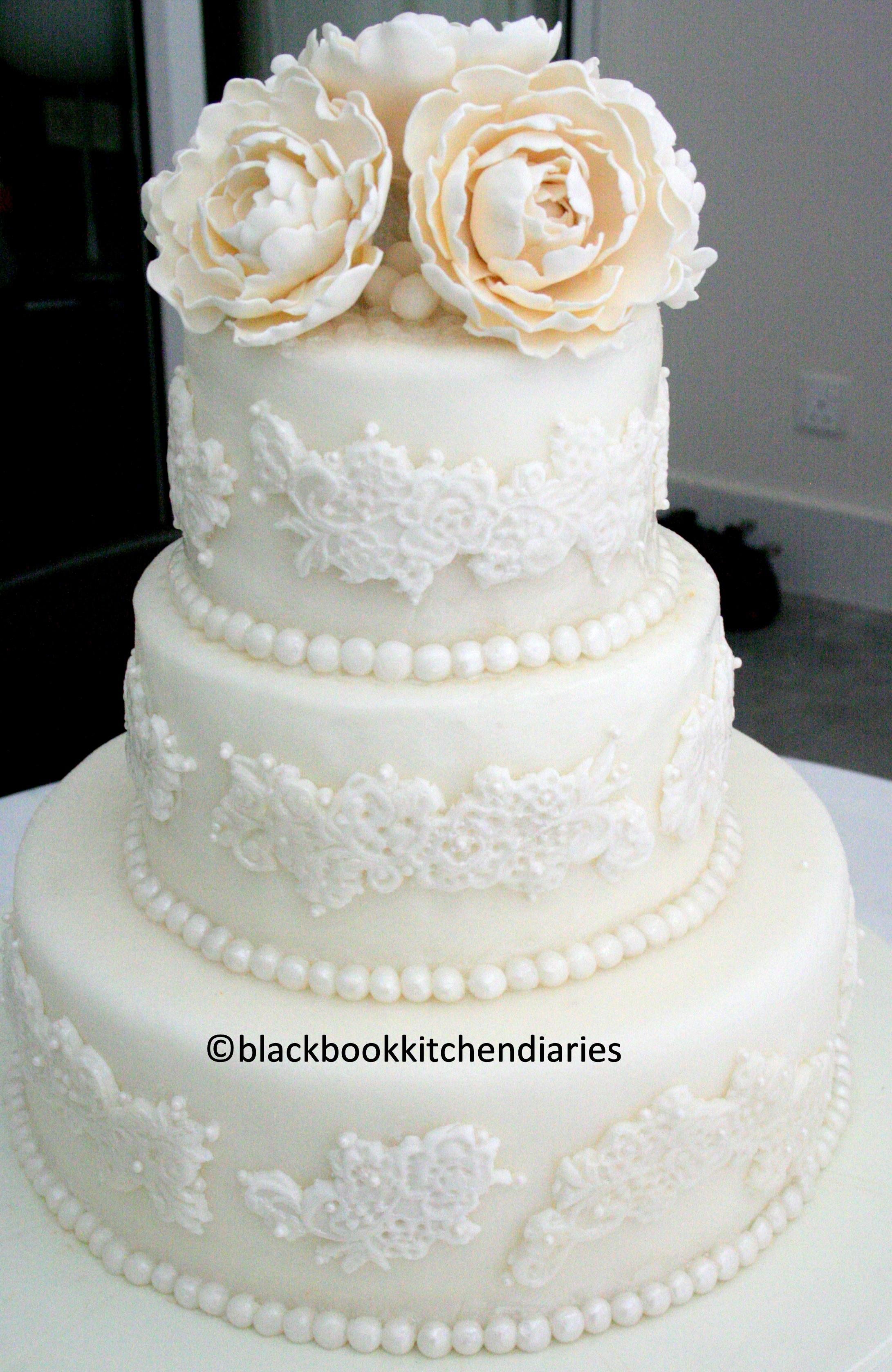 Wedding Cake Part Two