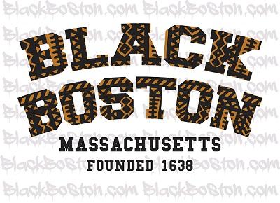 Black Boston Souvenirs