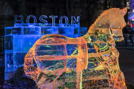New Years Even Boston