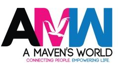 A Mavens World Logo